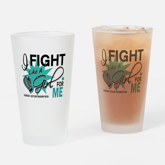 Fight Like a Girl For My Ovarian Cancer Drinking G