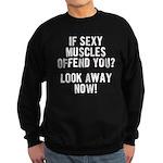 Gym Junkie Sweatshirt (dark)