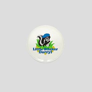 Little Stinker Darryl Mini Button