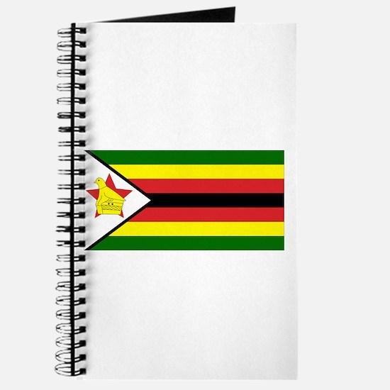 Flag of Zimbabwe Journal