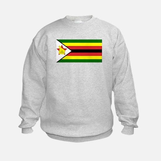 Flag of Zimbabwe Sweatshirt