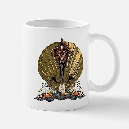 Sea Goddess Mug