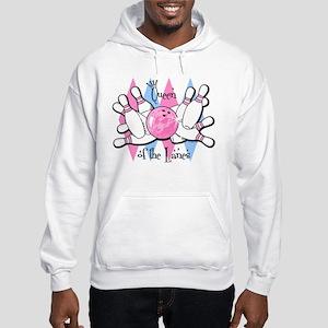 Queen of the Lanes Hooded Sweatshirt