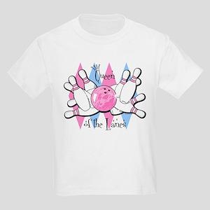 Queen of the Lanes Kids Light T-Shirt