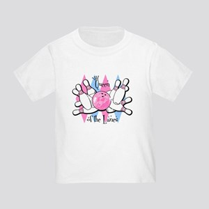 Queen of the Lanes Toddler T-Shirt