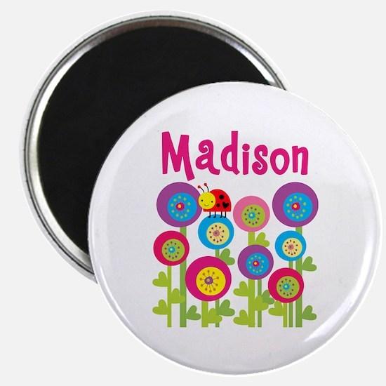 "Madison 2.25"" Magnet (10 pack)"