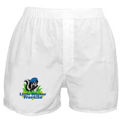 Little Stinker Franklin Boxer Shorts