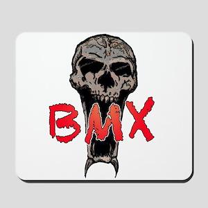 BMX skull Mousepad