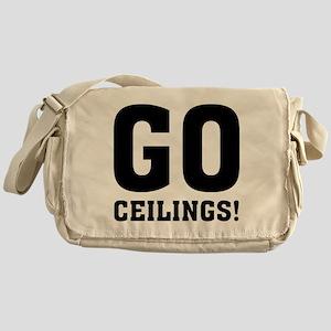 Ceiling Fan Costume Messenger Bag