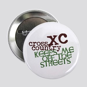 """XC Keeps off Streets © 2.25"""" Button"""