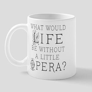 Opera Singer Gift Mug