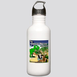 Terra Nova Podcast Stainless Water Bottle 1.0L