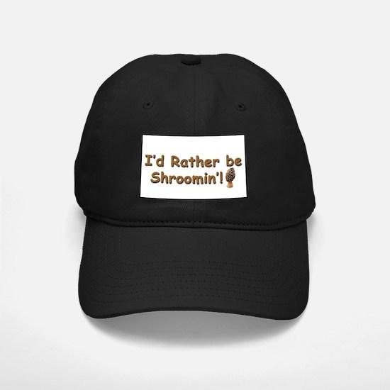 Shroomin' Baseball Hat