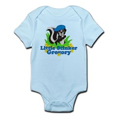 Little Stinker Gregory Infant Bodysuit
