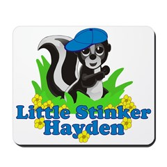 Little Stinker Hayden Mousepad