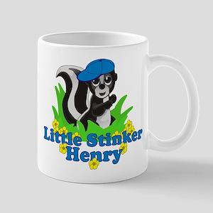 Little Stinker Henry Mug