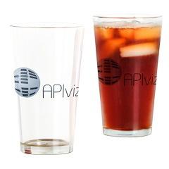 APIviz Drinking Glass