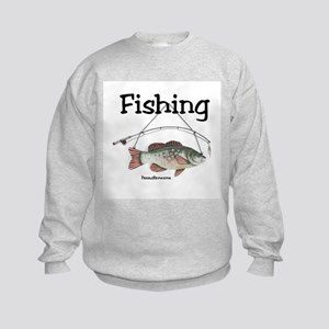 FISHING Kids Sweatshirt