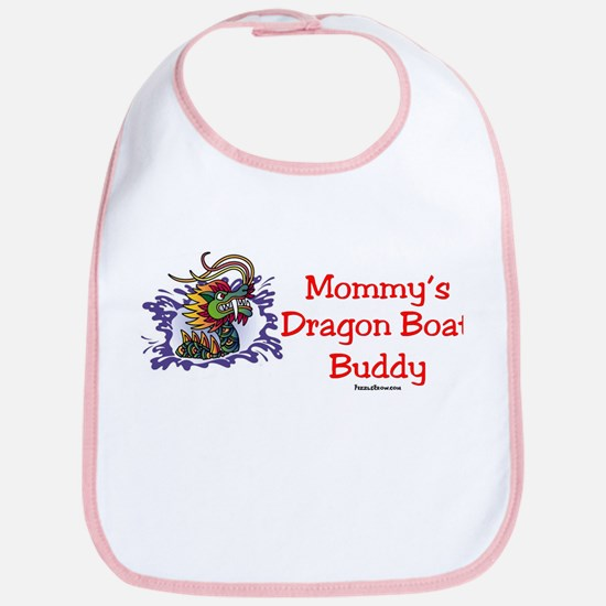 Mommy's Dragon Boat Buddy Bib