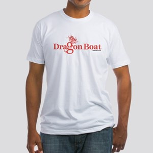 Dragon Boat Fitted T-Shirt
