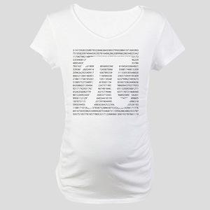 Pi Maternity T-Shirt