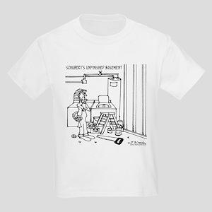 Schubert's Unfinished Basement Kids Light T-Shirt