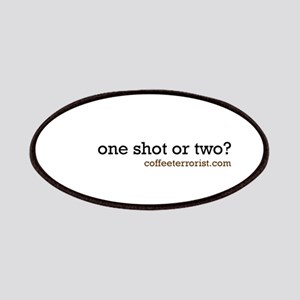 one shot or two? Patches