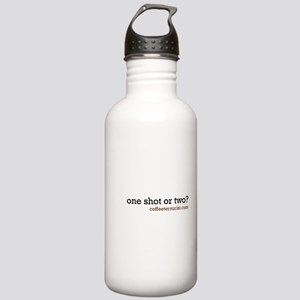 one shot or two? Stainless Water Bottle 1.0L