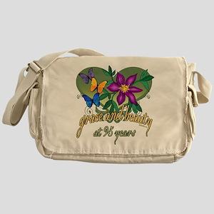 Beautiful 95th Messenger Bag