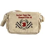 Racing At 30 Messenger Bag