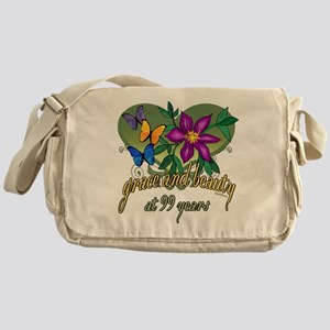 Beautiful 99th Messenger Bag