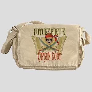 Captain Kody Messenger Bag
