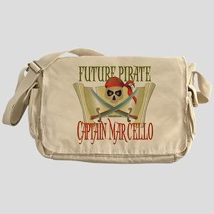Captain Marcello Messenger Bag
