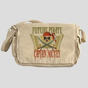 Captain Mickey Messenger Bag