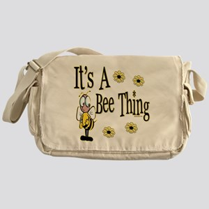 Bee Thing! Messenger Bag