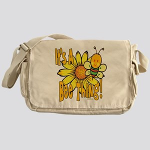 It's A Bee Thing Messenger Bag