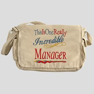Incredible Manager Messenger Bag