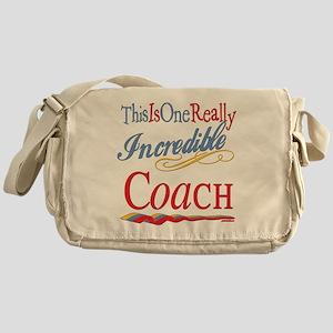 Incredible Coach Messenger Bag