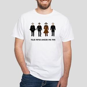 OK Corral White T-Shirt