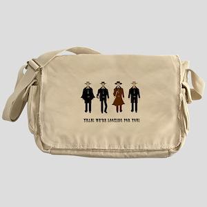 OK Corral Messenger Bag