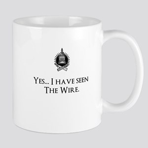 Yes, I've Seen The Wire Mug