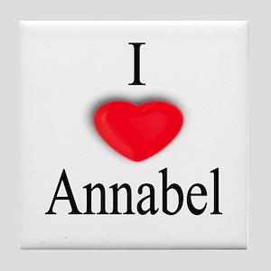 Annabel Tile Coaster