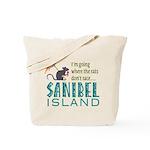 Sanibel Rat Race - Tote Bag
