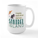 Sanibel Rat Race - Large Mug