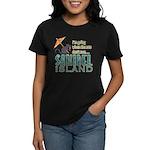 Sanibel Rat Race - Women's Dark T-Shirt