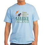 Sanibel Rat Race - Light T-Shirt