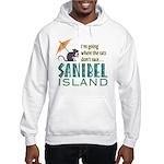 Sanibel Rat Race - Hooded Sweatshirt