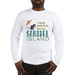 Sanibel Rat Race - Long Sleeve T-Shirt