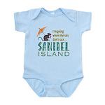 Sanibel Rat Race - Infant Bodysuit