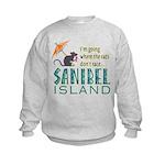 Sanibel Rat Race - Kids Sweatshirt